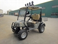 4WD Hunting buggy with cargo box