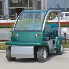 CE Approved 4 Seater Electric Passenger Car