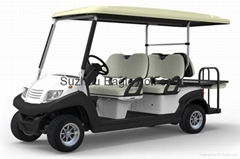 CE Approved 6 seats electric golf carts (Hot Product - 1*)