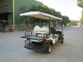 CE Approved 6 seats electric golf carts