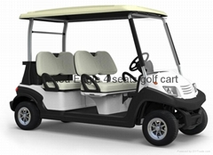 CE Approved 4 seats electric golf carts