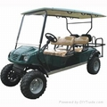CE Approved Six Seater Electric Hunting