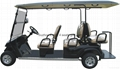 CE Approved 6 seat Electric Utility Car