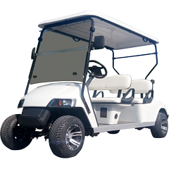 4 seats electric golf cart, LS2044K