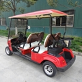 4 Seater Battery Powered Electric Golf Cart, EG2049K