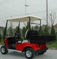 CE certificate Electric Utility Car with cargo box