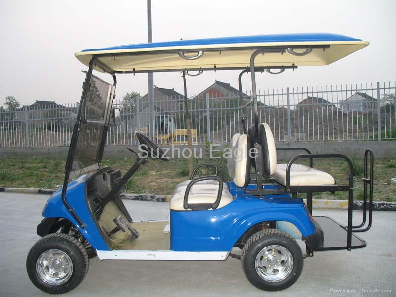 Diy electric golf cart plans for Golf cart plans