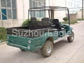 CE Approved Electric Hunting buggy with gear box
