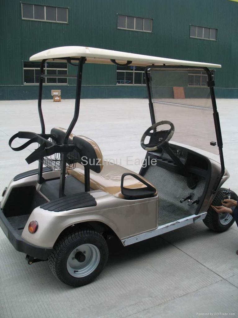 Right Hand Drive Electric Golf Car Eg2028kt Eagle