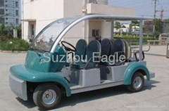 CE Approved 6 Seat Electric Passenger