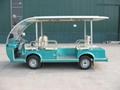 Electric Ambulance Cart
