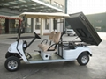 CE Approved Electric Golf Utility Car
