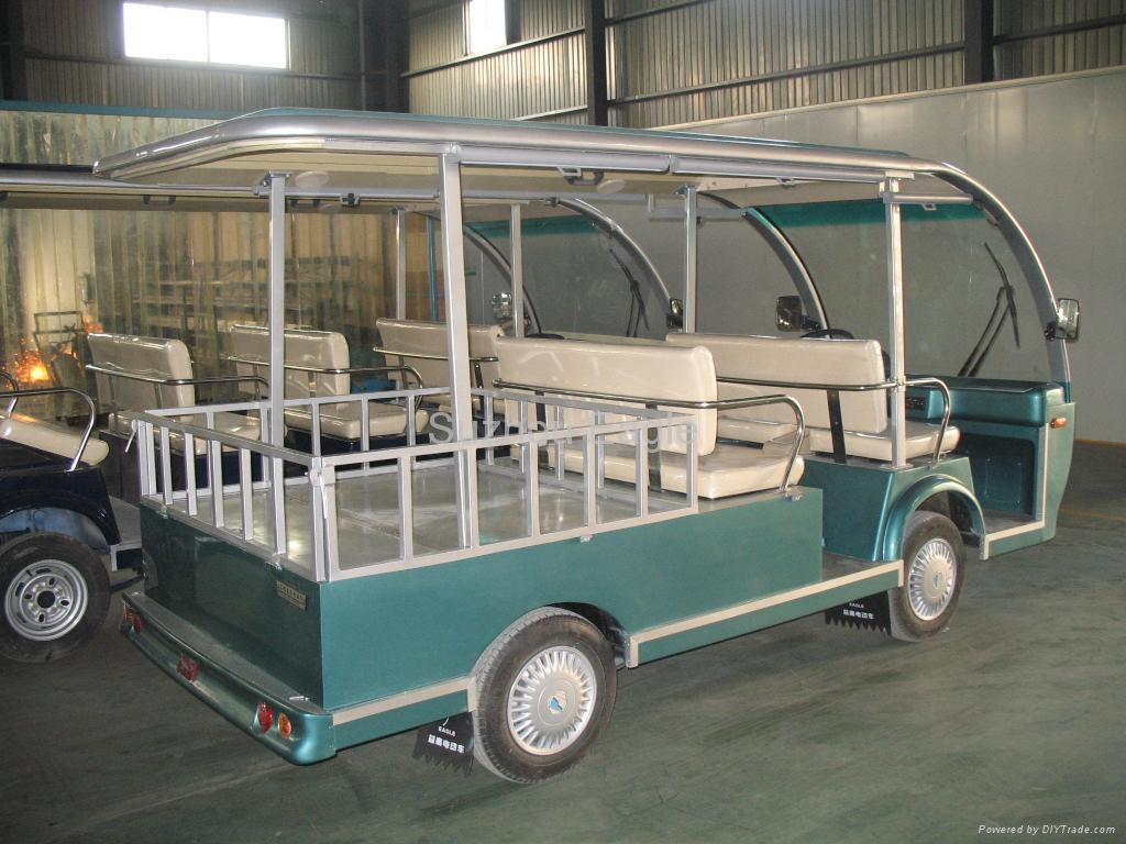 Passenger and Cargo-Bed Vehicle (EG6083K WITH 4 SEATS AND CARGO-BED) 2