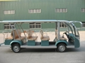 CE Approved 14 Seats Electric Shuttle Bus 2