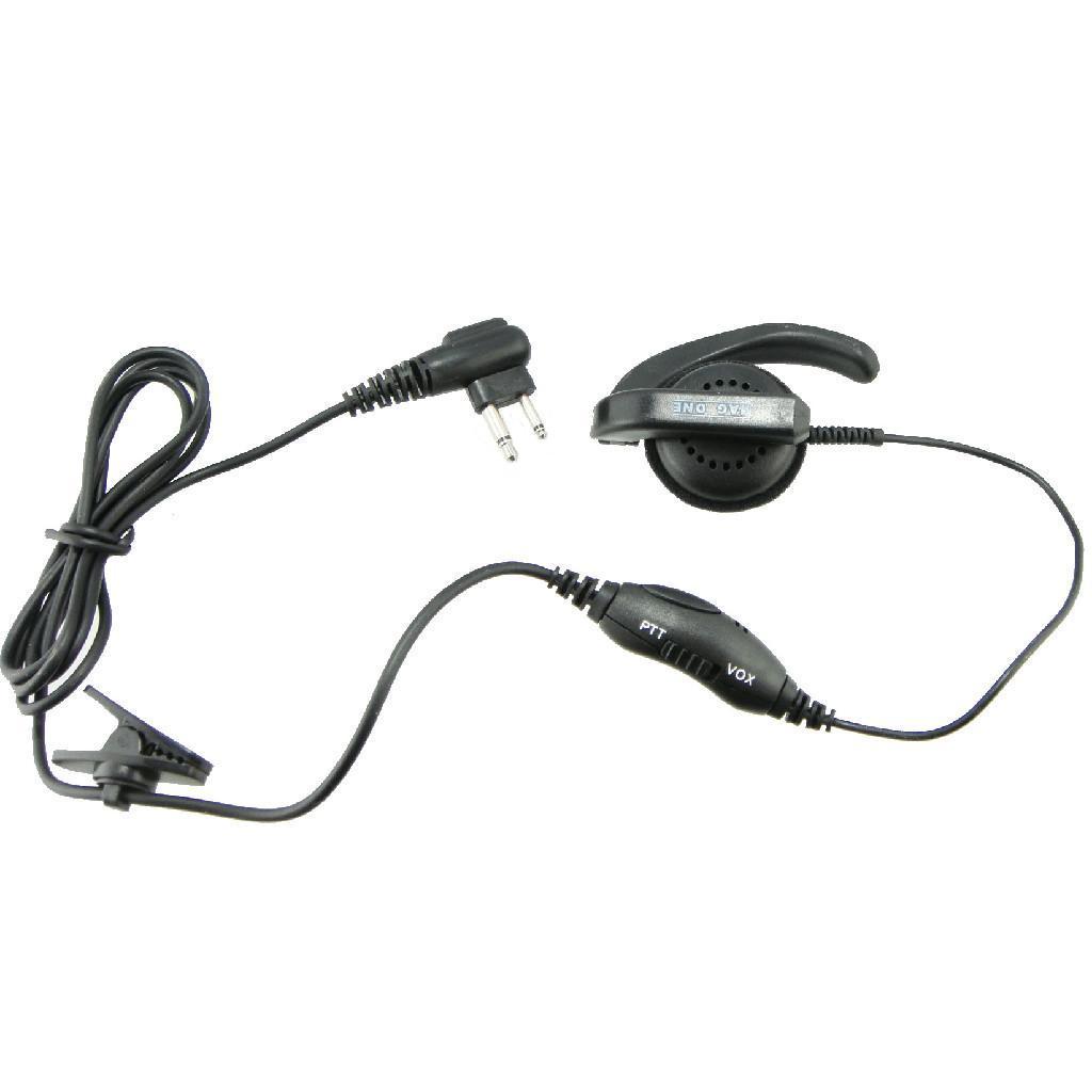 Two Way Radio Earphone For Motorola Pmln4557 China Manufacturer Mic Wiring