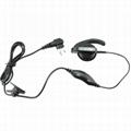 Two Way Radio Earphone for MOTOROLA PMLN4557 2