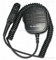 two way radio Speak Microphone for