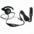 Two Way Radio Earphone for MOTOROLA PMLN4557 1