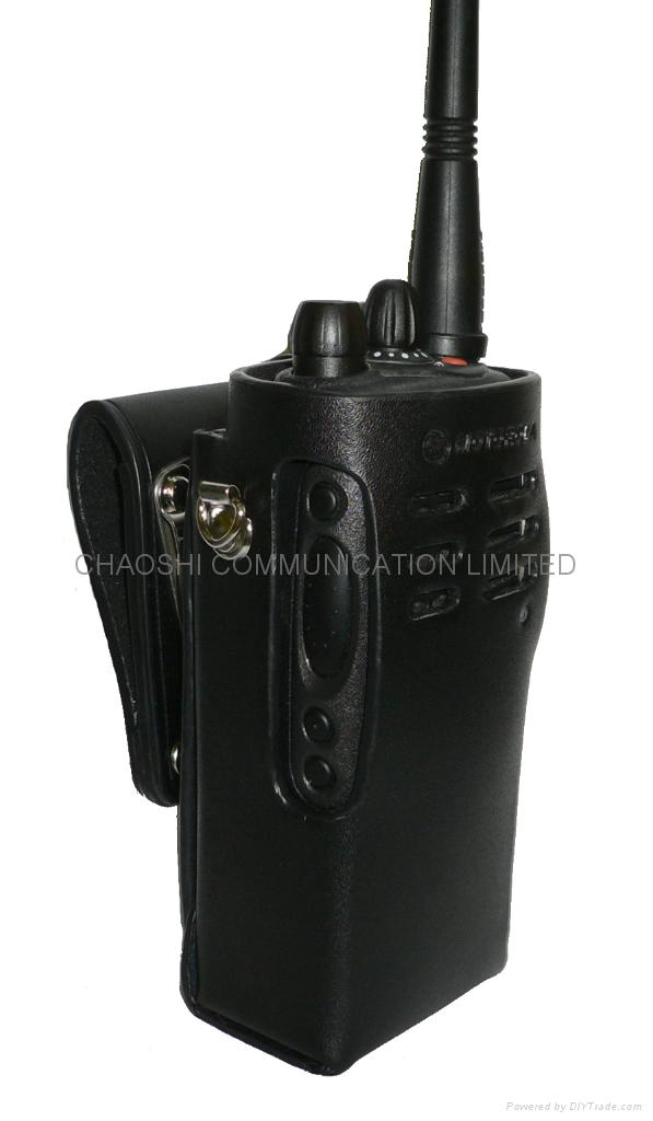 Two-Way Radio Carry Cases for MOTOROLA HLN9665 3