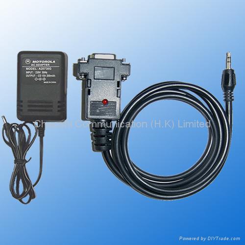PMKN4004A摩托羅拉GP88s對講機寫頻線 1