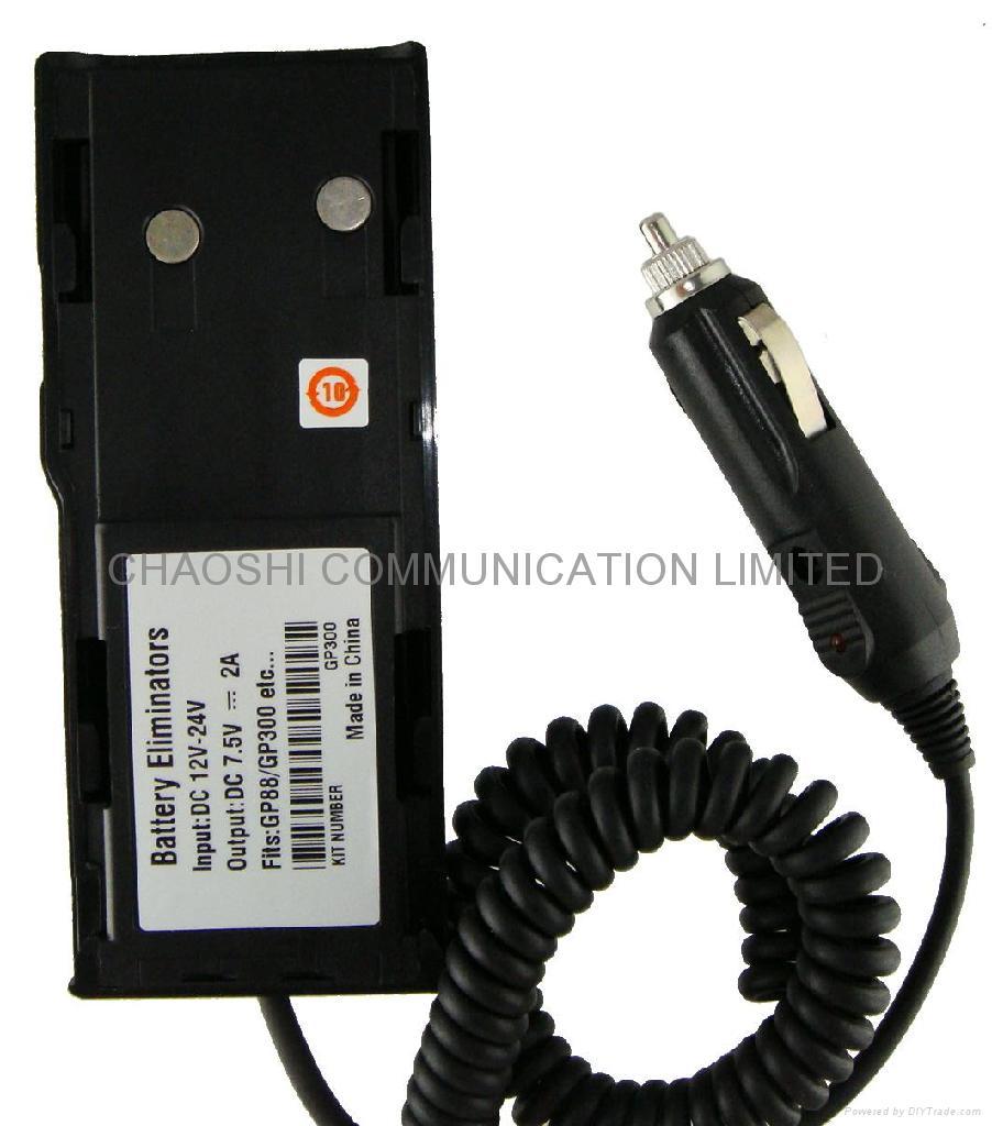 摩托羅拉GP88電池代用器HKN8036 1