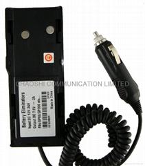 摩托罗拉GP88电池代用器HKN8036