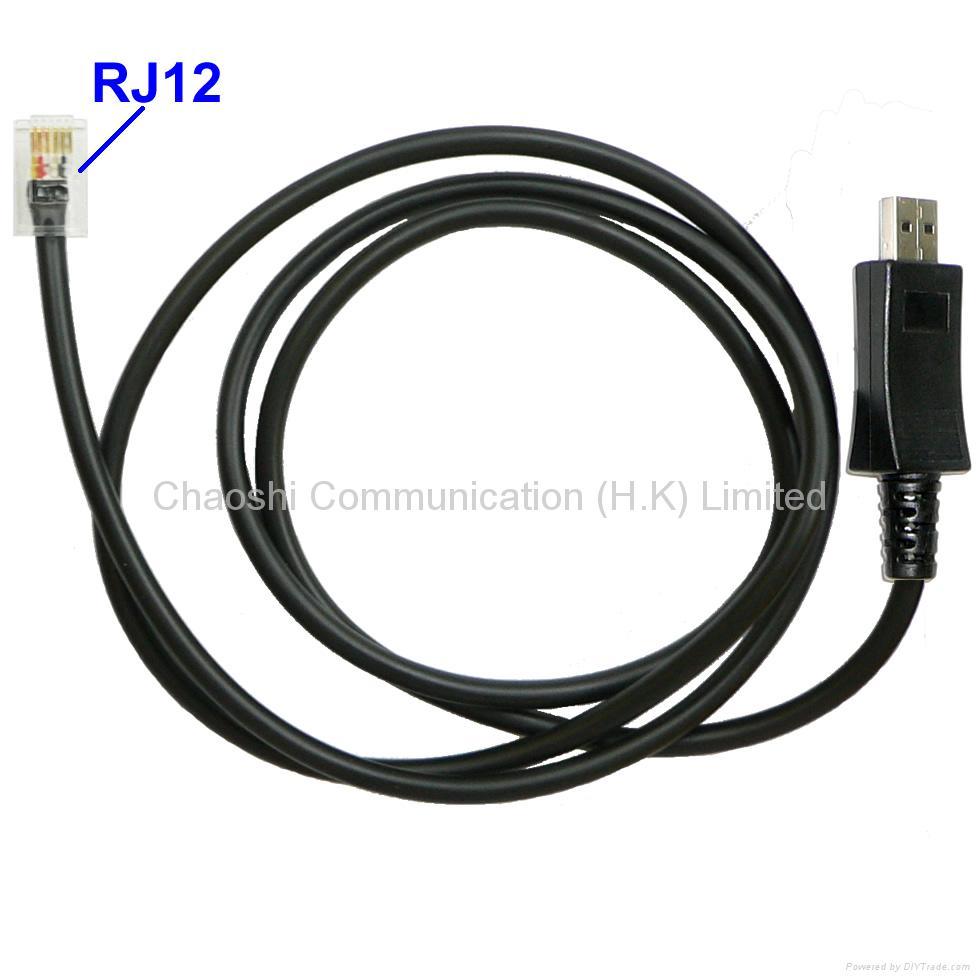 KPG-36建伍USB寫頻線 3