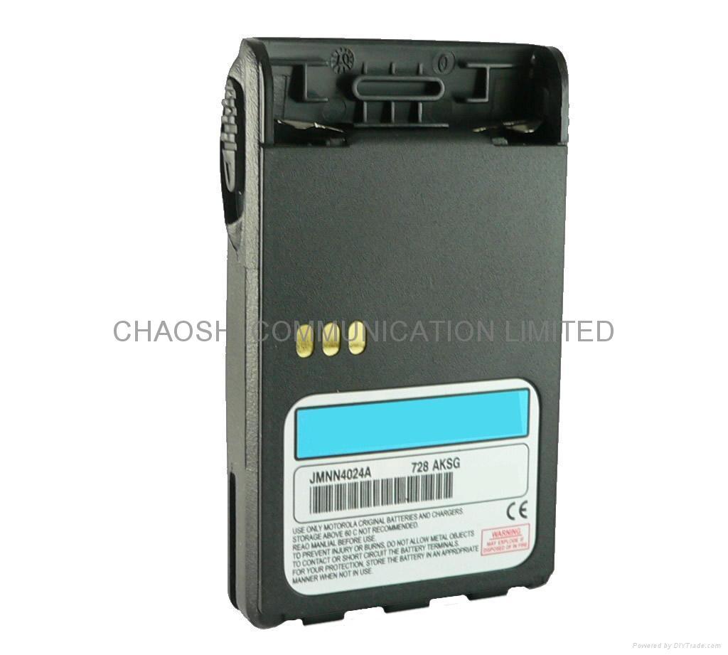 摩托羅拉EX500對講機電池JMNN4023 2