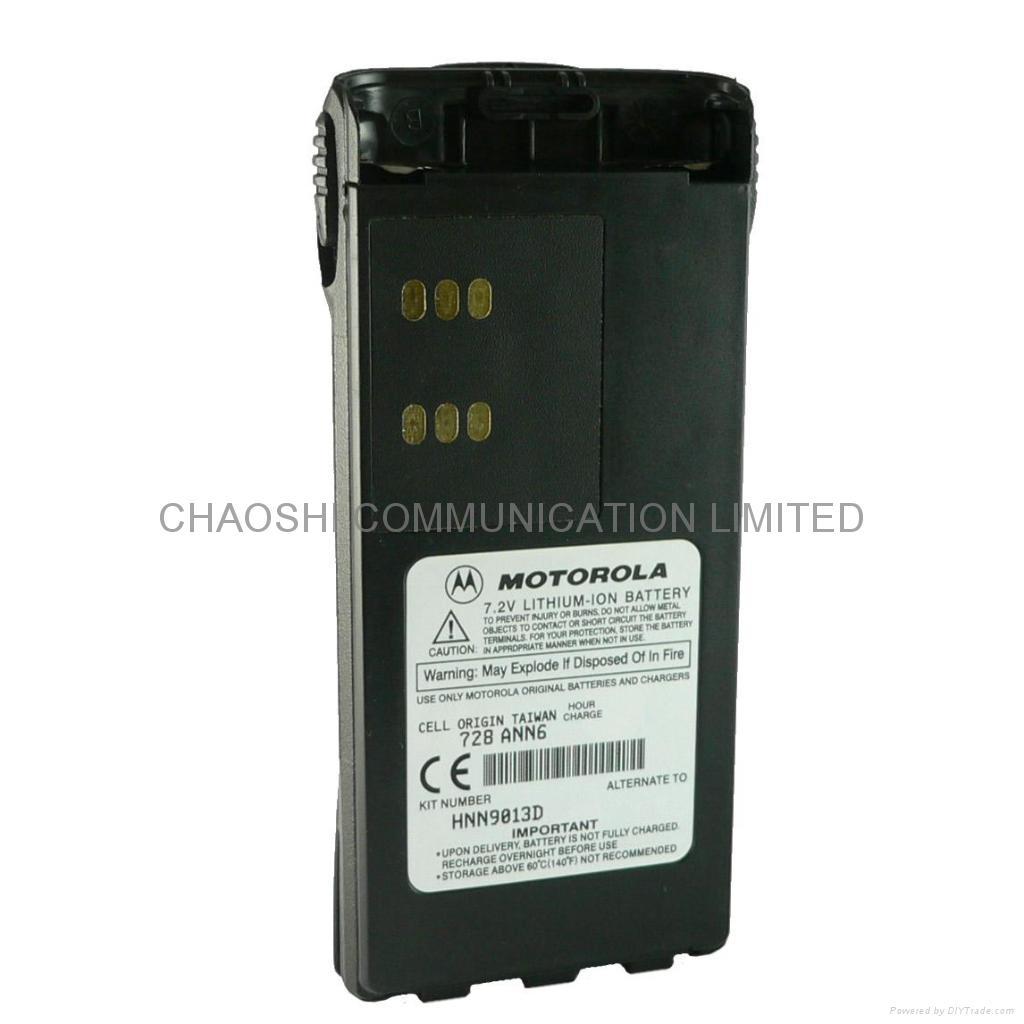 摩托罗拉GP340对讲机锂电池HNN9013 1