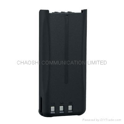 建伍TK3201對講機電池KNB-45L 3