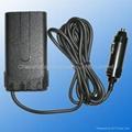 摩托羅拉GP308對講機電池代用器 2