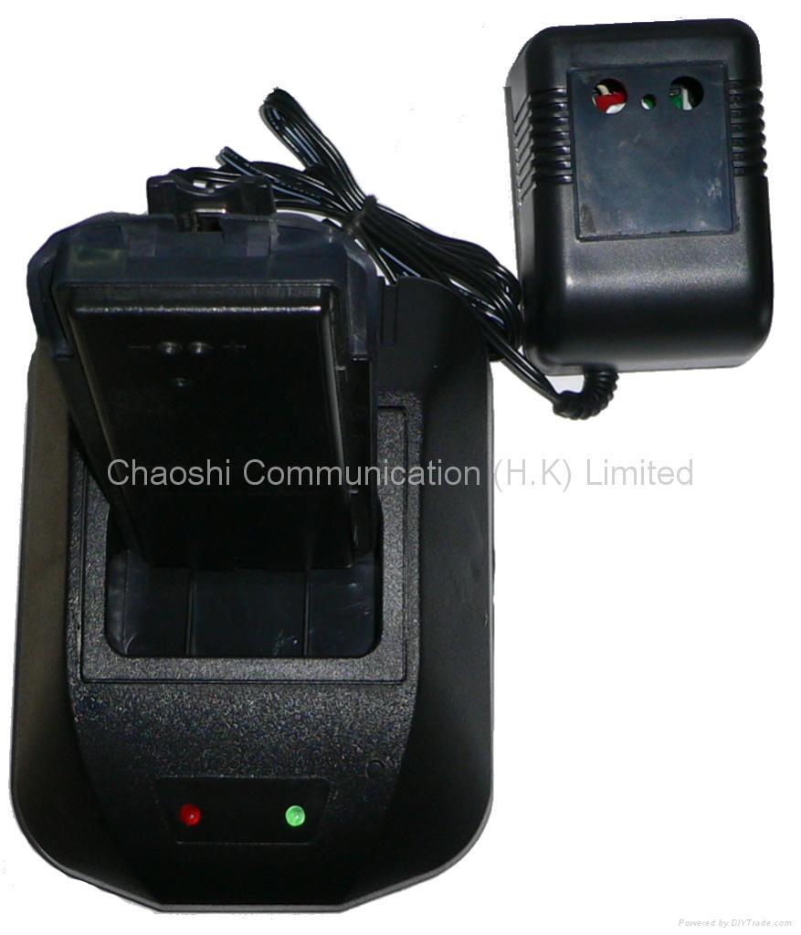 大吉T5010對講機電池TOPB400 3