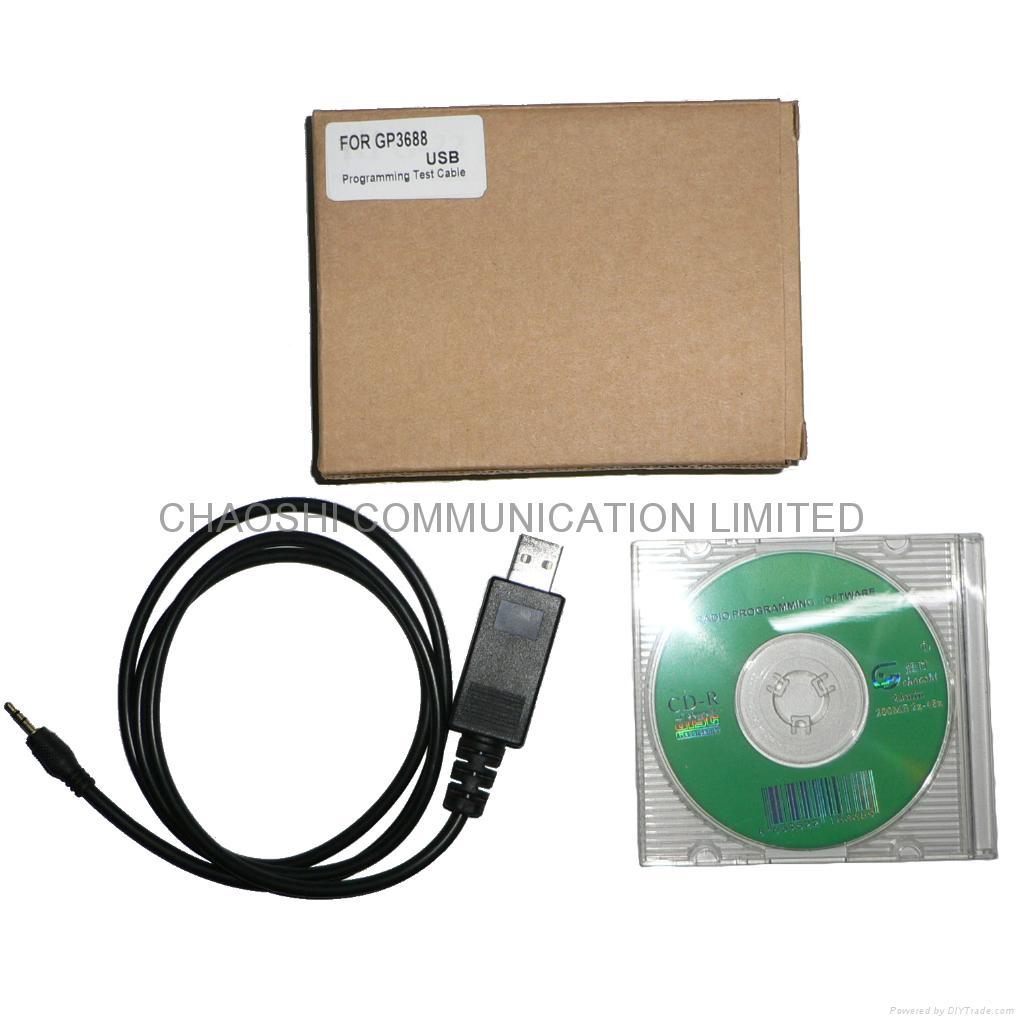 建伍KPG-22/USB寫頻線 4