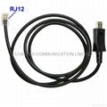 Kenwood KPG-4 USB RIB-Less Programming Cables