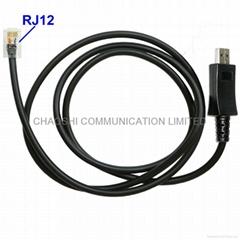 KENWOOD KPG-4 USB车载台写频线