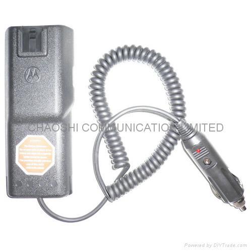 MOTOROLA GP900對講機電池代用器 2