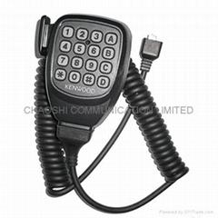 建伍KMC-32編碼車載話筒