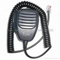 ICOM HM-118N SPARE HANDHELD MICROPHONE