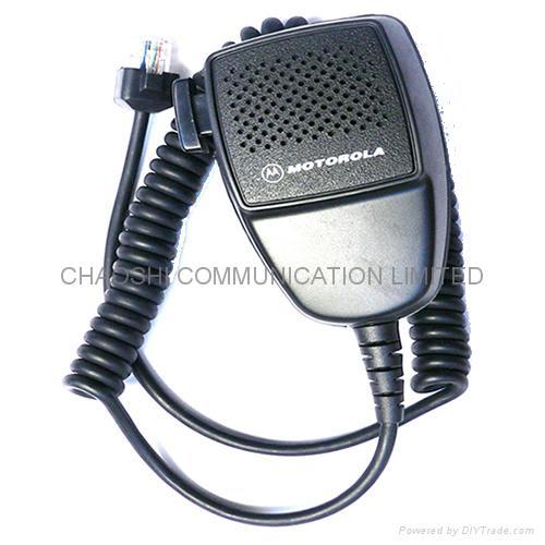 摩托羅拉GM300車載台話筒HMN3596 1