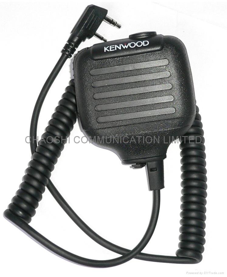 KENWOOD KMC-17對講機話筒 1
