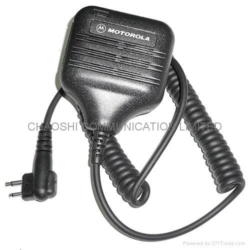 摩托羅拉HMN9030對講機話筒 1