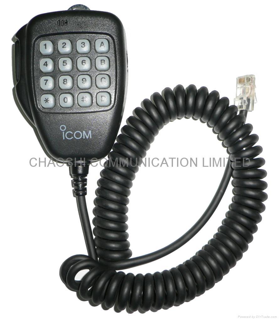 ICOM HM-118TN編碼話筒 1