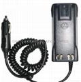 MOTOROLA RLN4510 Battery Eliminator Fits PTX760/GP320/GP640