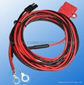 Motorola DC Power Cables Model HKN4137A