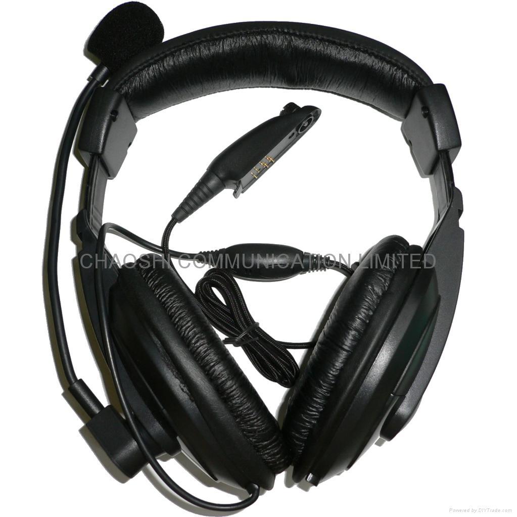摩托罗拉PTX760头载式耳机 1
