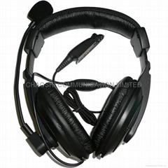 摩托羅拉PTX760頭載式耳機