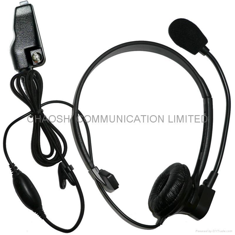 Kenwood KHS-14/KHS-7頭載式單耳耳機 1