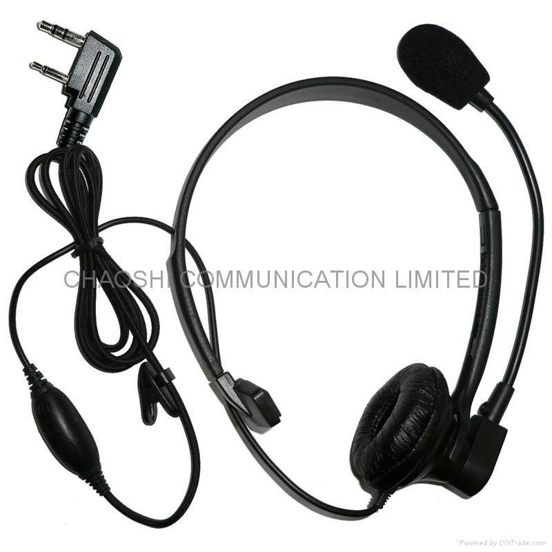 Kenwood KHS-14/KHS-7头载式单耳耳机 2