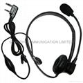 Kenwood KHS-14/KHS-7頭載式單耳耳機 2
