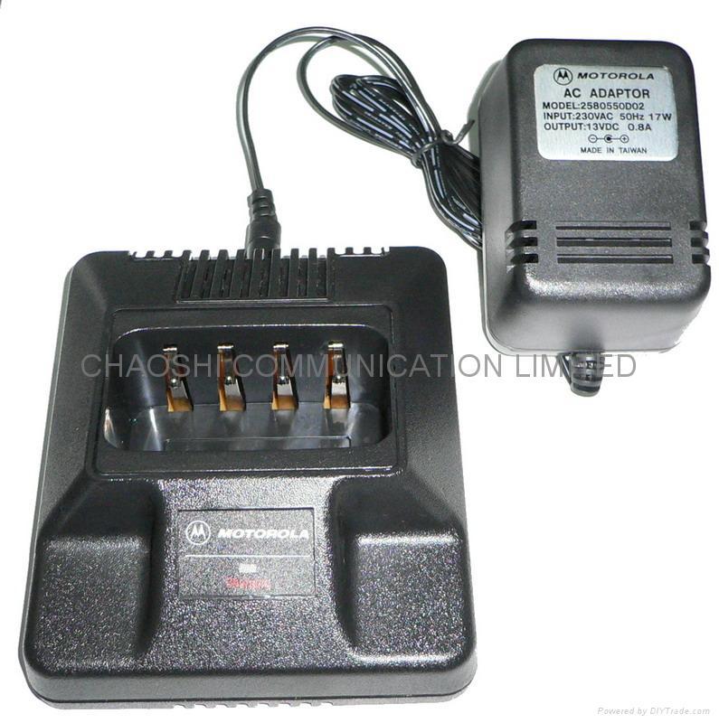 摩托羅拉MT1000對講機充電器 1